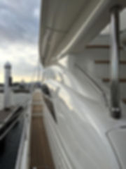 Boats Vancouver BC Polishing, Finishing, Coating Oxidation Removing Our detailing process is the only professional way to do with application of professional grade supplies with over 10 years of experience. This enables to keep longer nice and shiny look and fully protected surface  We are mobile, we can come to you anywhere in Vancouver area and islands!  Our service includes Warranty!  We use AGlaze Japan. Premium, Super Hydrophobic products.  Made in Japan. Vinyl treatment protection Canvas Fabric Guard Plastic cleaner protector Windows cleaning Stainless steel shinning Ceramic coating Interior Cleaning and Detailing Exterior Cleaning and Detailing Oxidation Removal Waxing Polishing and Finishing Glass Protection Treatment Restoration for Resale Carpet Cleaning Railing Polish Canvas Cleaning 