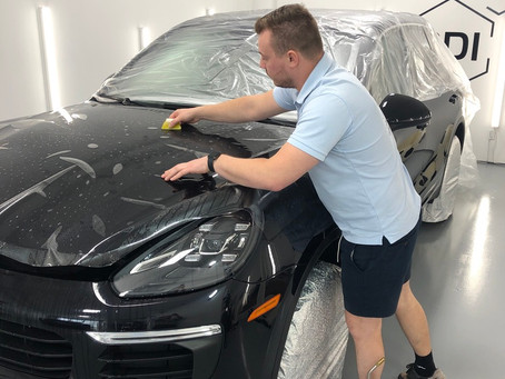 Paint Protection FILM IN VANCOUVER