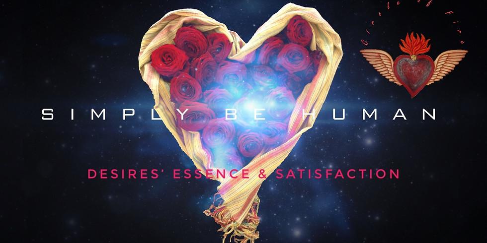 Circle of Fire: Desire & Satisfaction - 8 Men