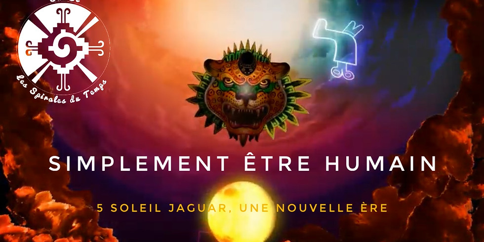 Spirale du Temps:  5 Soleil Jaguar et une Nouvelle Ère - 4 Imix