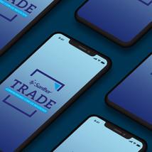 Aplicativo Trade Santher