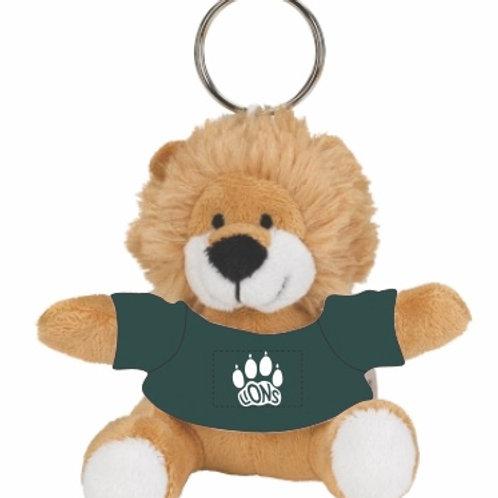 Lions Keychain