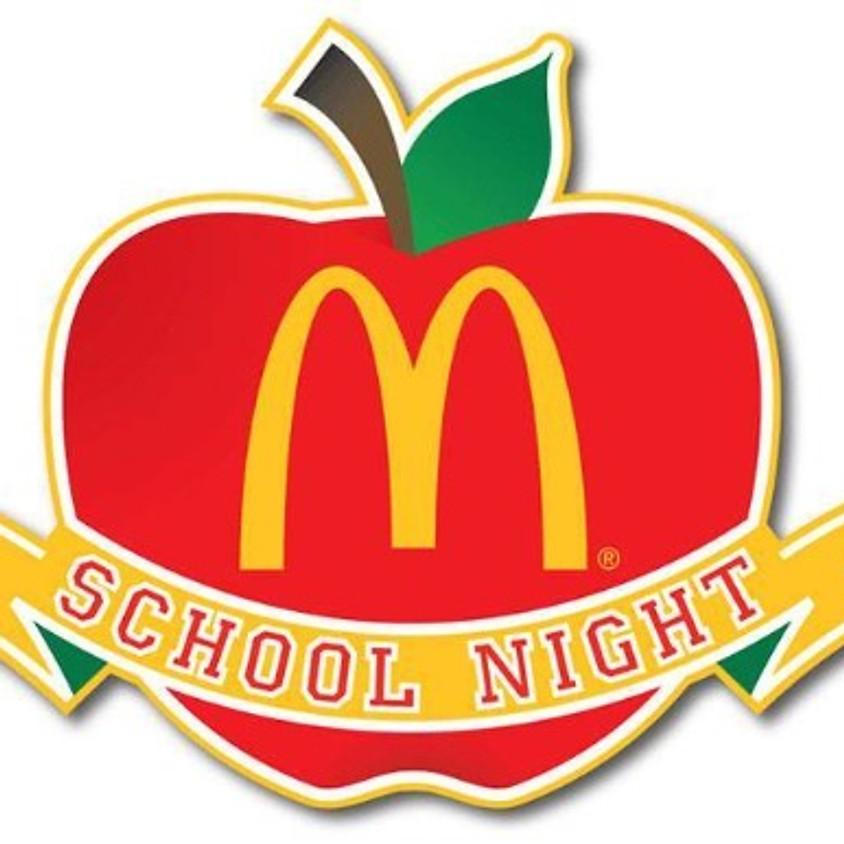 Spirit Night @ McDonald's   (1)
