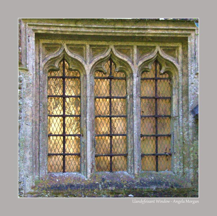 Llandyfeisant Window