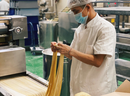 deep dive into the making of noodles