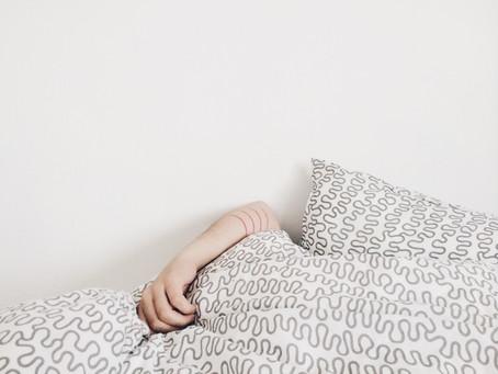 Eat well to sleep well