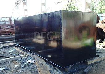 9 кубов, бочка под септик 9 кубов, емкость под канализацию 9 м3, септик 9 м3, септик 9 кубов