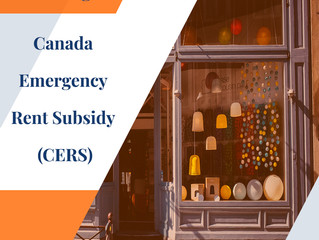 Canadian Emergency Rent Subsidy (CERS)