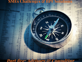 SMEs Challenges & BPF Solutions, Part 5: Advisory & Consulting