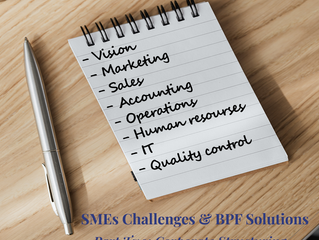 SMEs Challenges & BPF Solutions, Part 2: Corporate Structuring