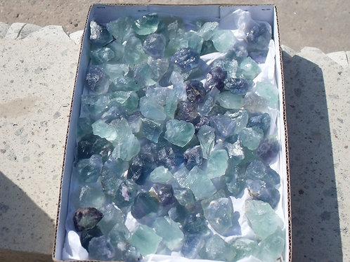 Green/Blue Fluorite