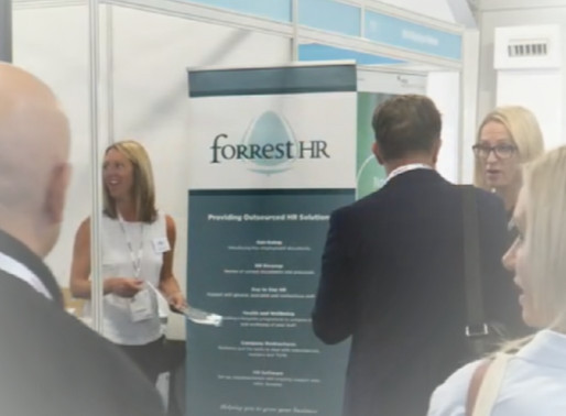ForrestHR at Kent Construction Expo