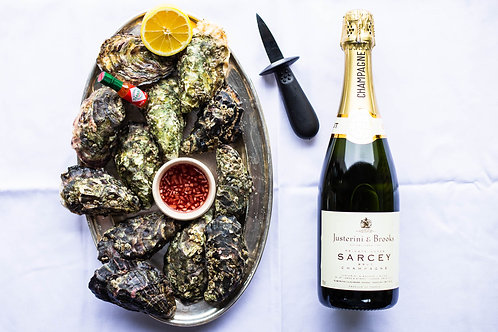 Oysters & Champagne - Grand