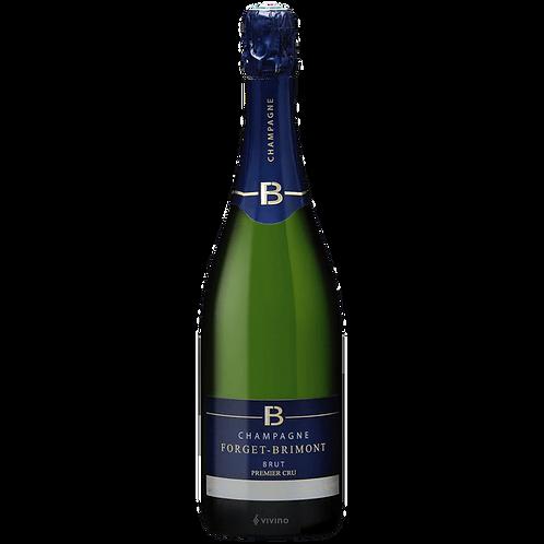 Half Bottle of Champagne
