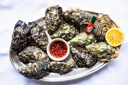 Oysters (6, 12 or 24)