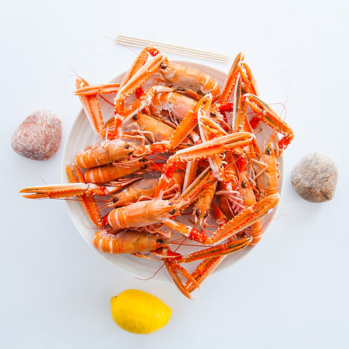 Cooked Langoustines (6, 12 or 24)
