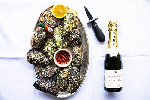Oysters & Champagne - Petit