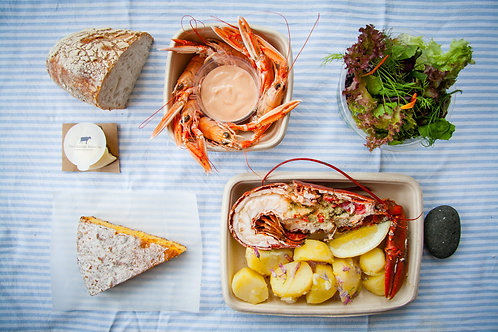 A Taste of The Harbour Café at Home Gift Box for 1