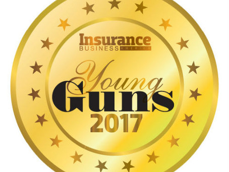 Eric Swanson earns 2017 Young Guns