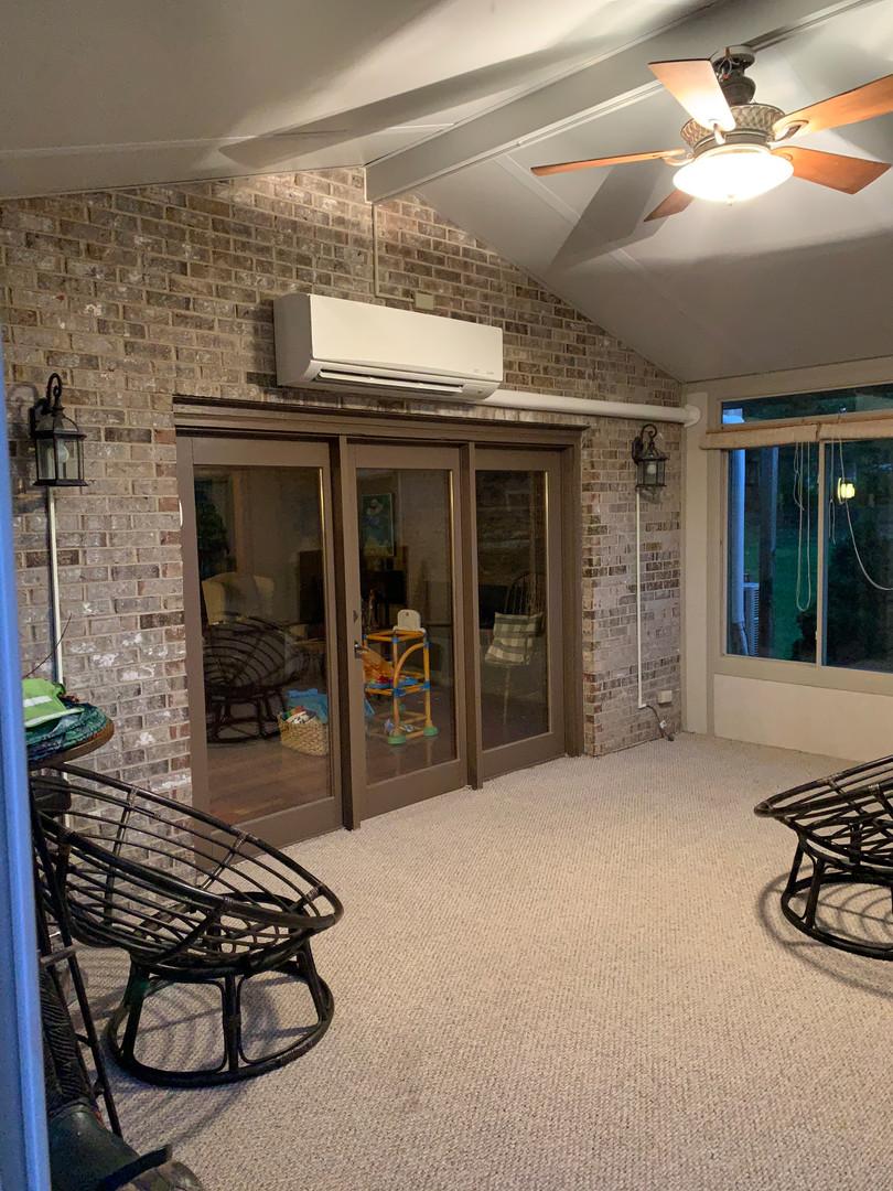 Sunroom Indoor Unit