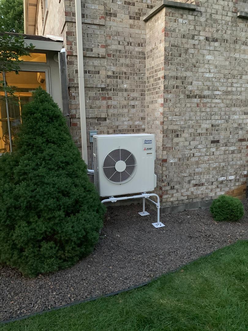 Sunroom Outdoor Unit