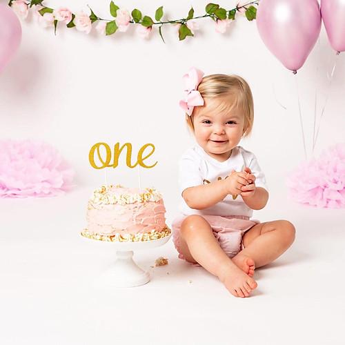 Ollie's First Birthday!