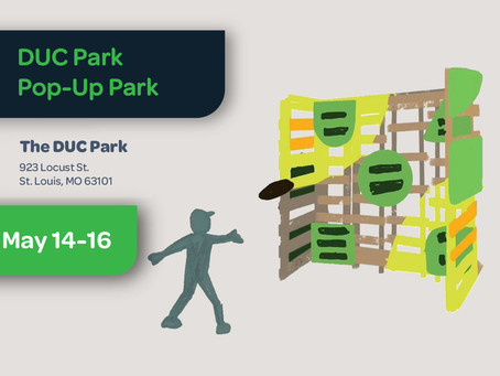 Pocketparks Pop-Up Event Provides Glimpse At Reimagined Vacant LotPublic Invited to Enjoy Activities