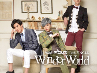 「Wonder World【A盤】」F.CUZ