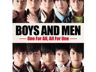 映画「BOYS AND MEN ~One For All,All For One~」DVD[初回生産限定盤]