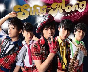 「SING-ALONG」BOYS AND MEN研究生