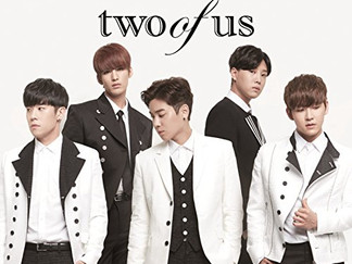 「two of us」F.CUZ