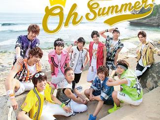 「お願いよ!Oh Summer!」BOYS AND MEN