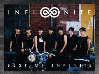 「BEST OF INFINITE」INFINITE