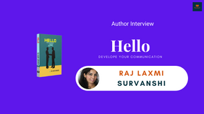 Author Interview: Raj Laxmi