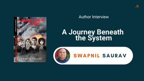 Author Interview: Swapnil Saurav