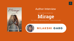 Author Interview: Nilakshi Garg