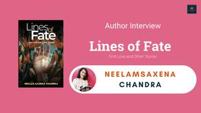 Author Interview: Neelam Saxena