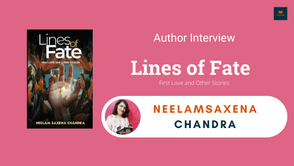 Author Interview: Neelam Saxena