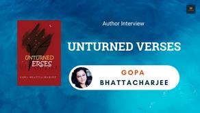 Author Interview: Gopa Bhattacharjee