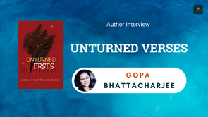 Author Interview: Gopa Bhattacharjee