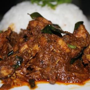 Karaikudi Chicken Varuval