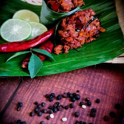 Spicy Sardine Varuval