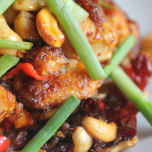 Stir Fry Chicken With CashewNuts