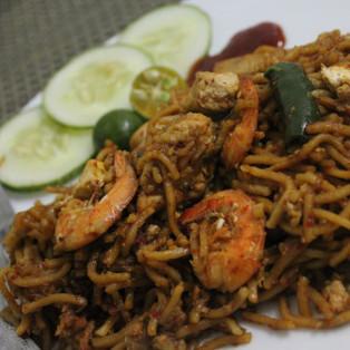 Mamak Mee Goreng (fried noodles)
