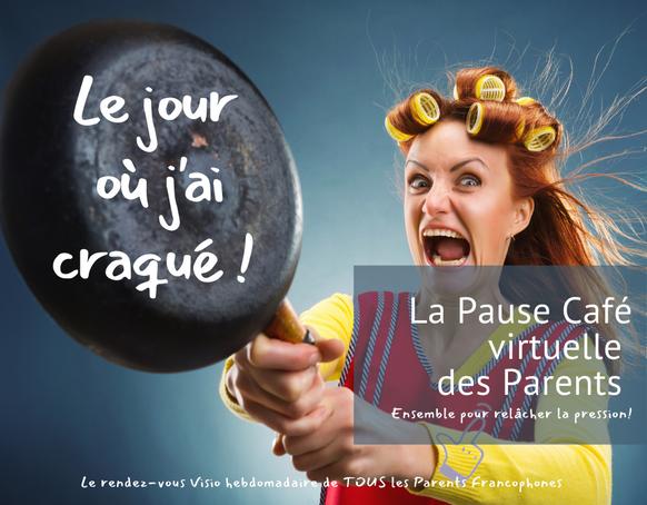 Le rendez-vous hebdomadaire de TOUS les Parents Francophones