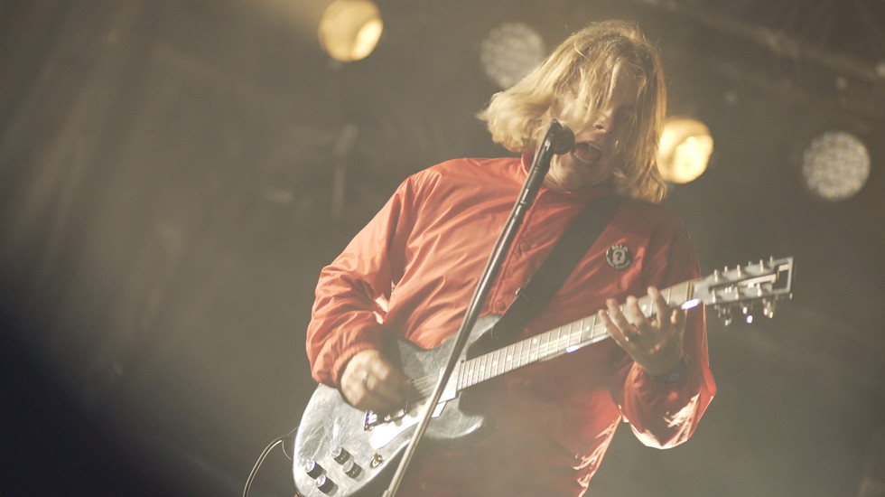 Ty Segall - Route du Rock 2017