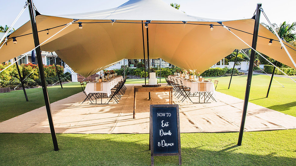 Stretch Marquee (HIRE) 15m/10m