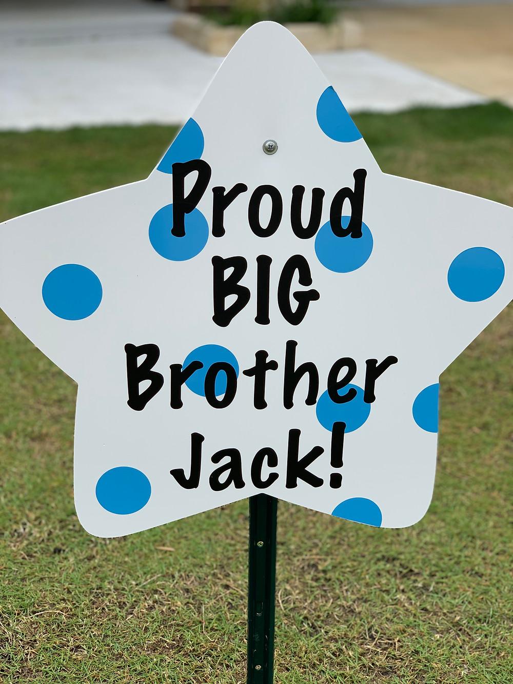 big brother sibling star