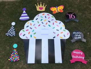 Celebrate Sweet 16!
