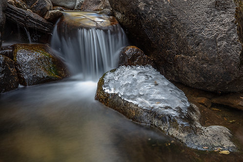 Sweeney Creek Water Flows prints, view for options